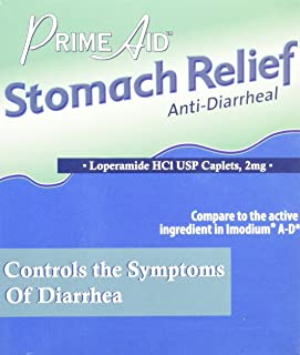 Generic, Compare to the Active Ingredient in Imodium A-D, Anti-diarrheal Relief, 36packets x 2's