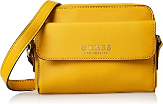 GUESS Womens Debora Cross-Body Bag