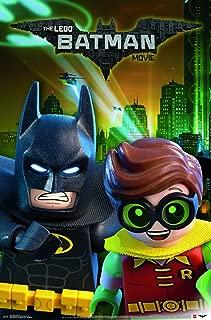 batman lego poster