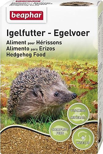 BEAPHAR – Aliment complet pour hérisson – Alimentation complète aux insectes, très nutritive et énergétique – Enrichi...