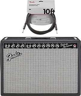 Fender '65 Deluxe Reverb Reissue Cable Bundle