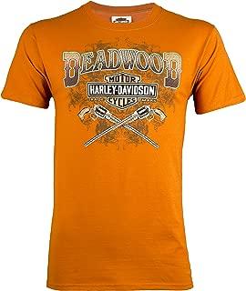 Deadwood Men's Wild Bill Guns Short Sleeve T-Shirt