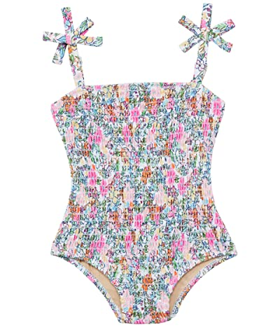shade critters Smocked One-Piece Ditsy Floral (Infant/Toddler) (Multi) Girl