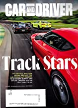 CAR AND DRIVER Magazine (November, 2019) McLAREN SENNA, TOYOTA SUPRA, CHEVY CAMARO ZL1