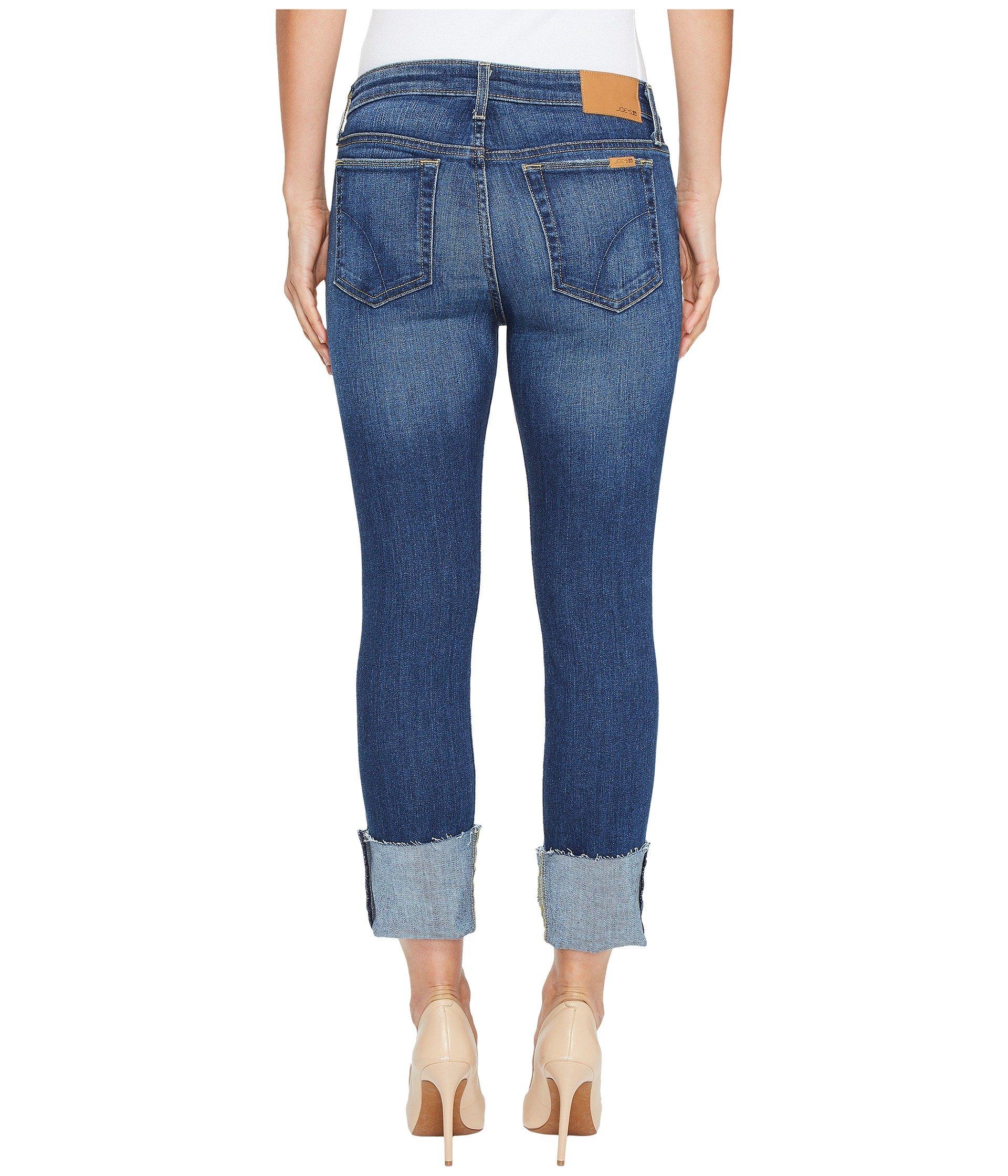 Joe's Jeans Clean Cuff Crop in Lynda at 6pm