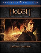 The Hobbit: The Motion Picture Trilogy Extended Edition (Blu-ray)