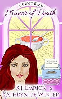 Manor of Death: A Short Read (A Moonlight Bay Psychic Mystery Book 4)