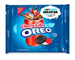 Oreo Cherry Cola Chocolate Sandwich Cookies - My Oreo Creation, 10.7 Oz