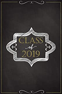 Chalkboard Personalized Banner, Printed Chalkboard Sign, Class of 2019, University Graduation Poster, Graduation Party Banner, Graduation, Party Banner, Handmade Party Supply, Size 36x24, 18x24