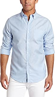 Lee Uniforms Men's Long Sleeve Oxford Shirt