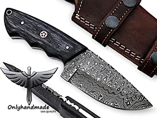 Best handmade fixed blade hunting knife Reviews
