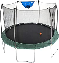 how many springs are on a 15 foot trampoline