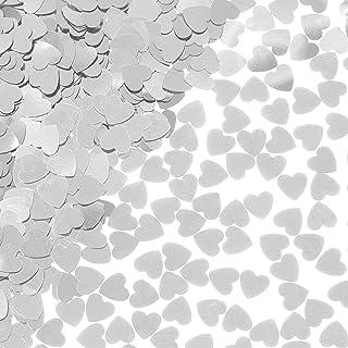 14 gr Table Confetti Silver Star Confetti Silver Anniversary Silver Wedding Decorations Silver Decorations Party Decorations