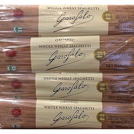 ガロファロ オーガニックスパゲッティー(全粒粉)500g X 8袋