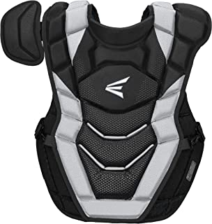 Easton PRO X Baseball Catchers Chest Protector, Adult, Without Commotio Cordis Foam, Double Layer Design with EVAIR Foam, ...