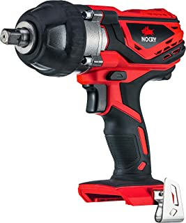 NoCry 20V Cordless Impact Wrench - Bare Tool ONLY with 300 ft-lb (400 N.m) Torque, 1/2 inch Detent Anvil, 2700 Max IPM, 2200 Max RPM & Belt Clip