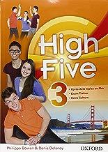 High five. Student's book-Workbook-Exam trainer. Per la Scuola media. Con CD Audio. Con e-book. Con espansione online: High Five 3: Super Premium. Con ... Con Open Book. Con Audio Cd [Lingua inglese]