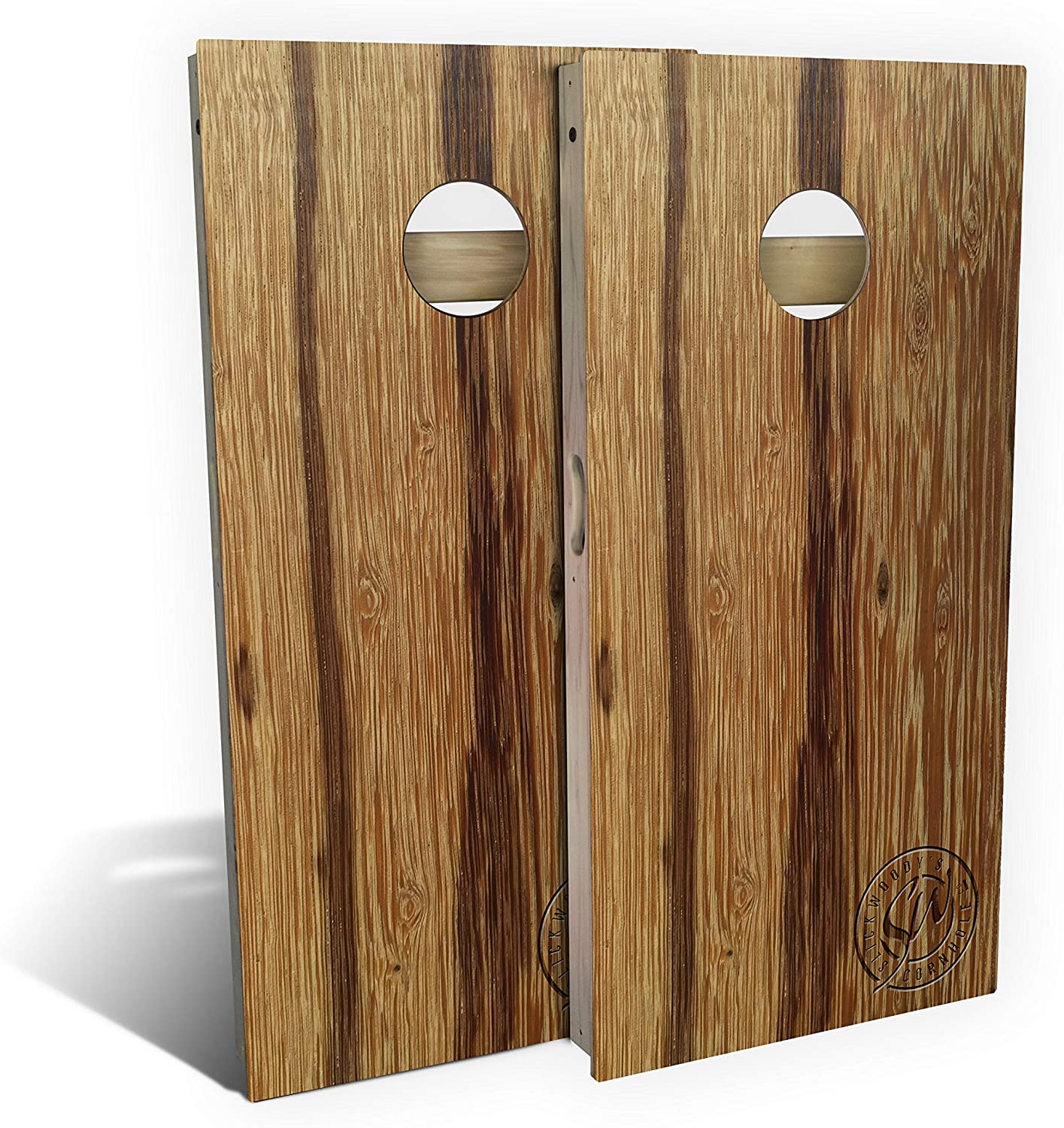 Slick Woody's Marblewood Cornhole Set 8 Max 55% OFF Max 50% OFF Balt Bags with
