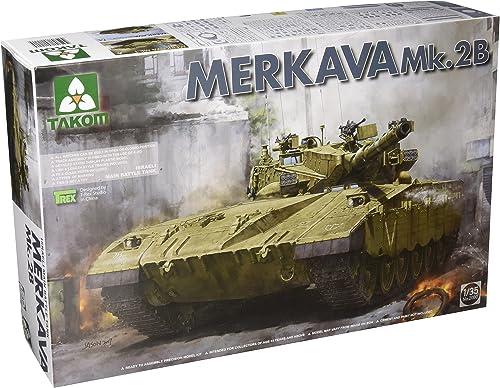 Takom TAK2080 1 35 Israeli Main Battle Tank Merkava MK.2B