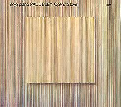 paul bley open to love