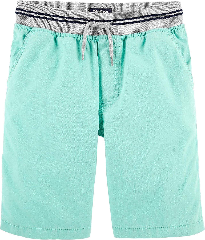 OshKosh B'Gosh Boys' Pull-on Shorts