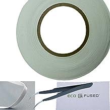 Zelfklevende stickertape voor gebruik in mobiele telefoon reparatie - 2 mm - ook inclusief 1 paar pincetjes/ECO-FUSED Micr...