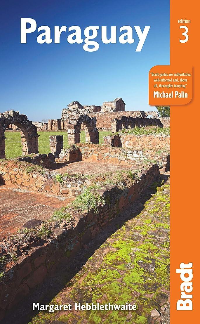植物の単調な水平Paraguay (Bradt Travel Guides) (English Edition)