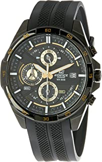 Casio Edifice Resin Band Chronograph Efr556Pb-1A Watch