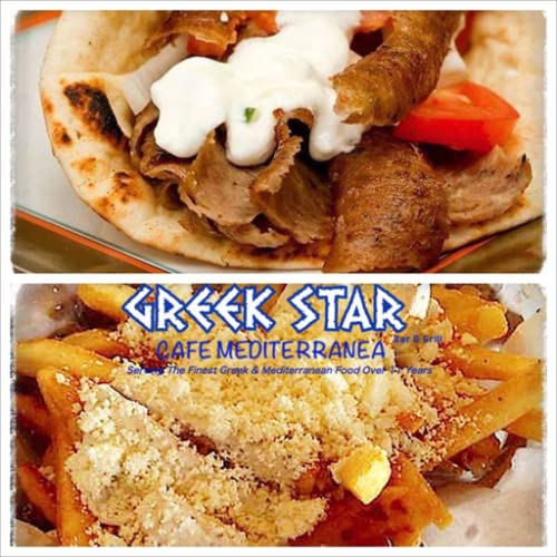 Greek Star Cafe Mediterranea