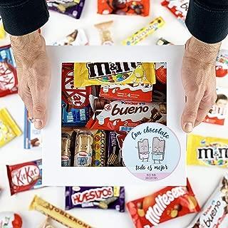 Caja Regalo Chocolatinas