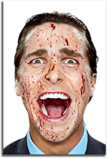 Poster #08 American Psycho Movie Art Decor 40x60 inch More Sizes Available