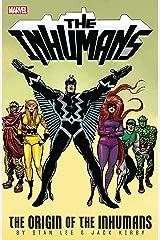 Inhumans: The Origin Of The Inhumans (Fantastic Four (1961-1996)) (English Edition) eBook Kindle