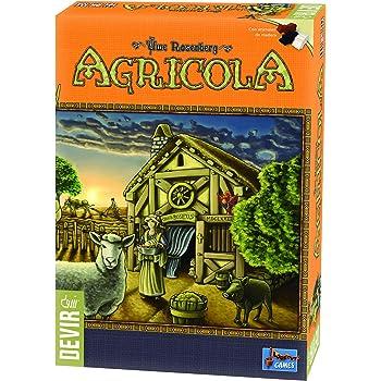 Devir - Agrícola edición 2016, Juego de Mesa (BGHAGR): Amazon.es ...