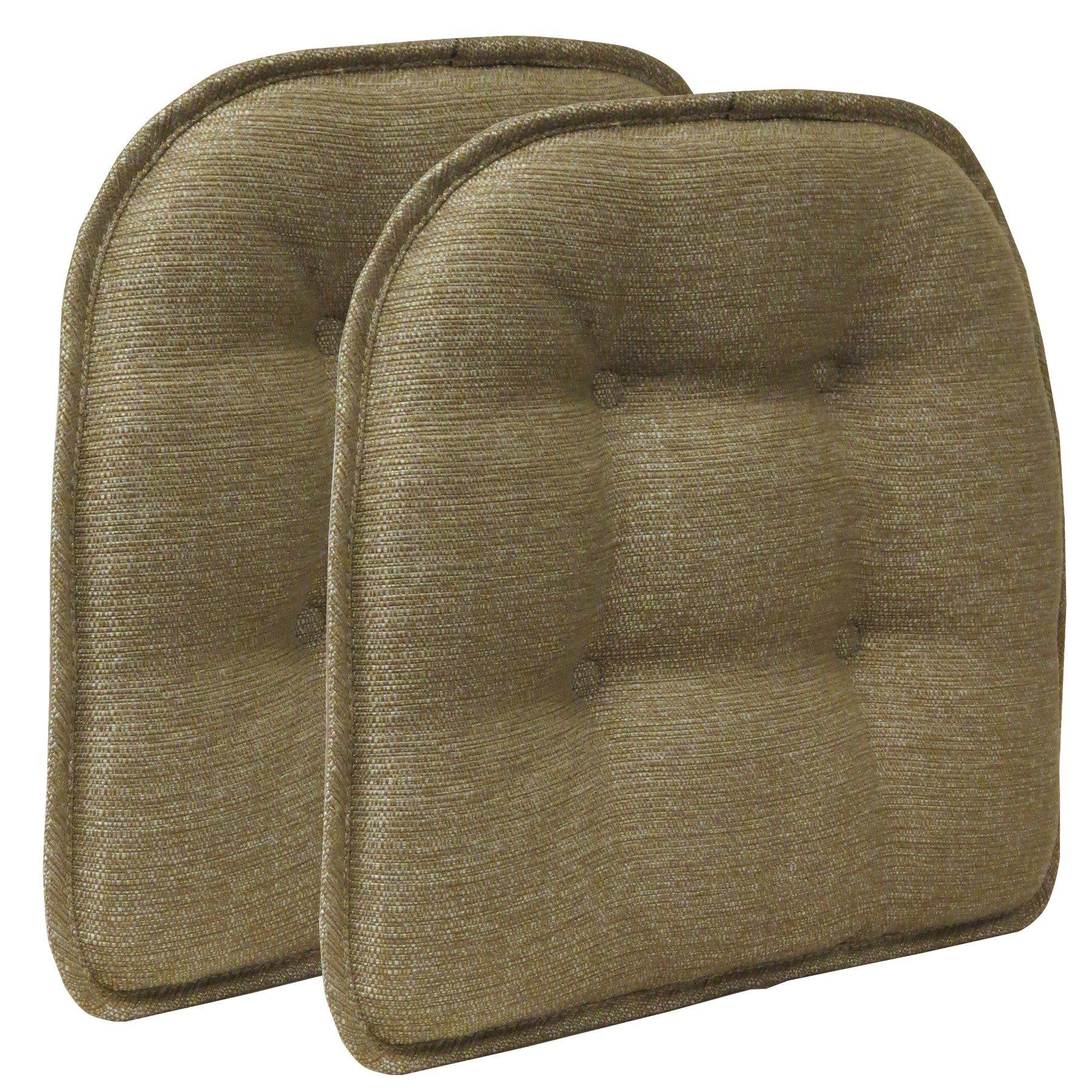 Gold Chair Cushions Chair Pads Amp Cushions