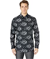 John Varvatos Collection - Slim Fit Shirt with Split Yoke W194U4