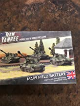 Team yankee British M109 Field Battery