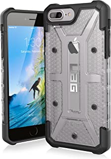 UAG iPhone 8 Plus/iPhone 7 Plus/iPhone 6s Plus [5.5-inch Screen] Plasma Feather-Light Rugged [ICE] Military Drop Tested iPhone Case