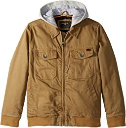 Barlow Twill Jacket (Big Kids)