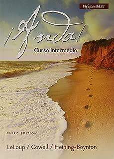 ¡Anda! Curso intermedio plus MyLab Spanish -- Access Card Package (3rd Edition) (Cowell et al., The ¡Anda! Series, 3rd Edition)