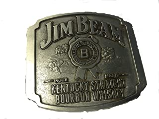 Jim Beam Belt Buckle