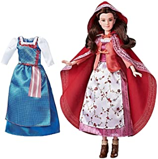 Beauty and the Beast Disney Exclusive Fashion Collection Belle Doll Playset