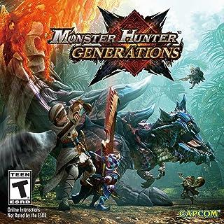 Monster Hunter Generations Nintendo 3DS (NTSC)