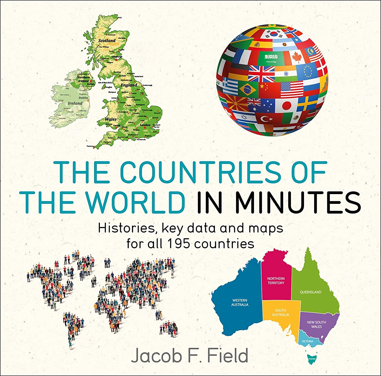 セクタ運搬前Countries of the World in Minutes (English Edition)