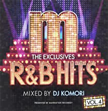 "Manhattan Records""The Exclusives"" R&B Hits Vol.4-Mixed by DJ Komori-"