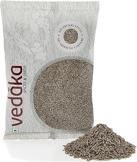Amazon Brand - Vedaka Cumin (Jeera) Seed, 200g 1