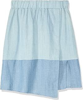 Sudo Kids Girls Arabella Skirt, Blue