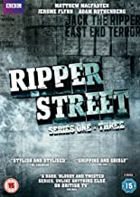 Ripper Street Series 1-3 Ripper Street - Series One, Two & Three 24 Episodes NON-USA FORMAT, PAL, Reg.2.4 United Kingdom