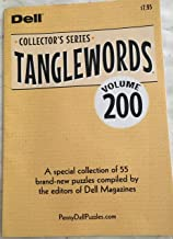 Dell Selected Puzzles Tanglewords *Volume 200* Collector's Series