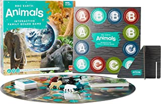 Goliath Games Animals: The Game Based on The BBC programmes Earth/Blue Planet
