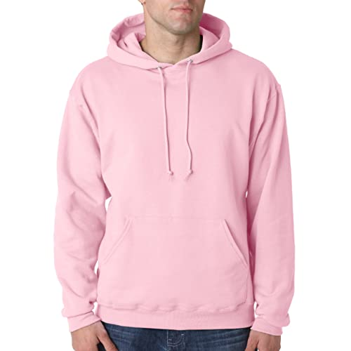 Jerzees Men s NuBlend Hooded Pullover Sweatshirt a3a0d249d